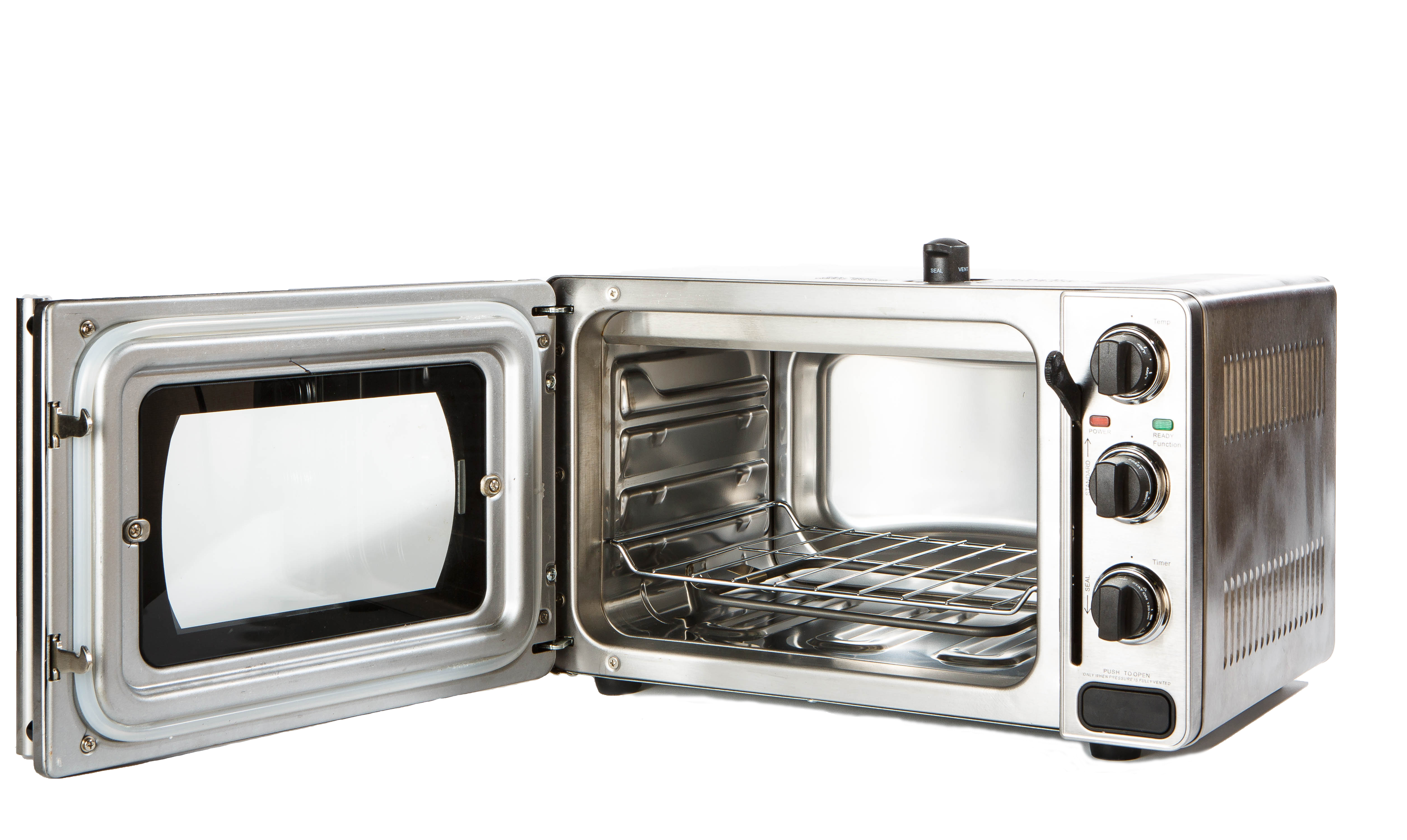 Wolfgang puck pressure oven essential series for Wolfgang puck pressure oven