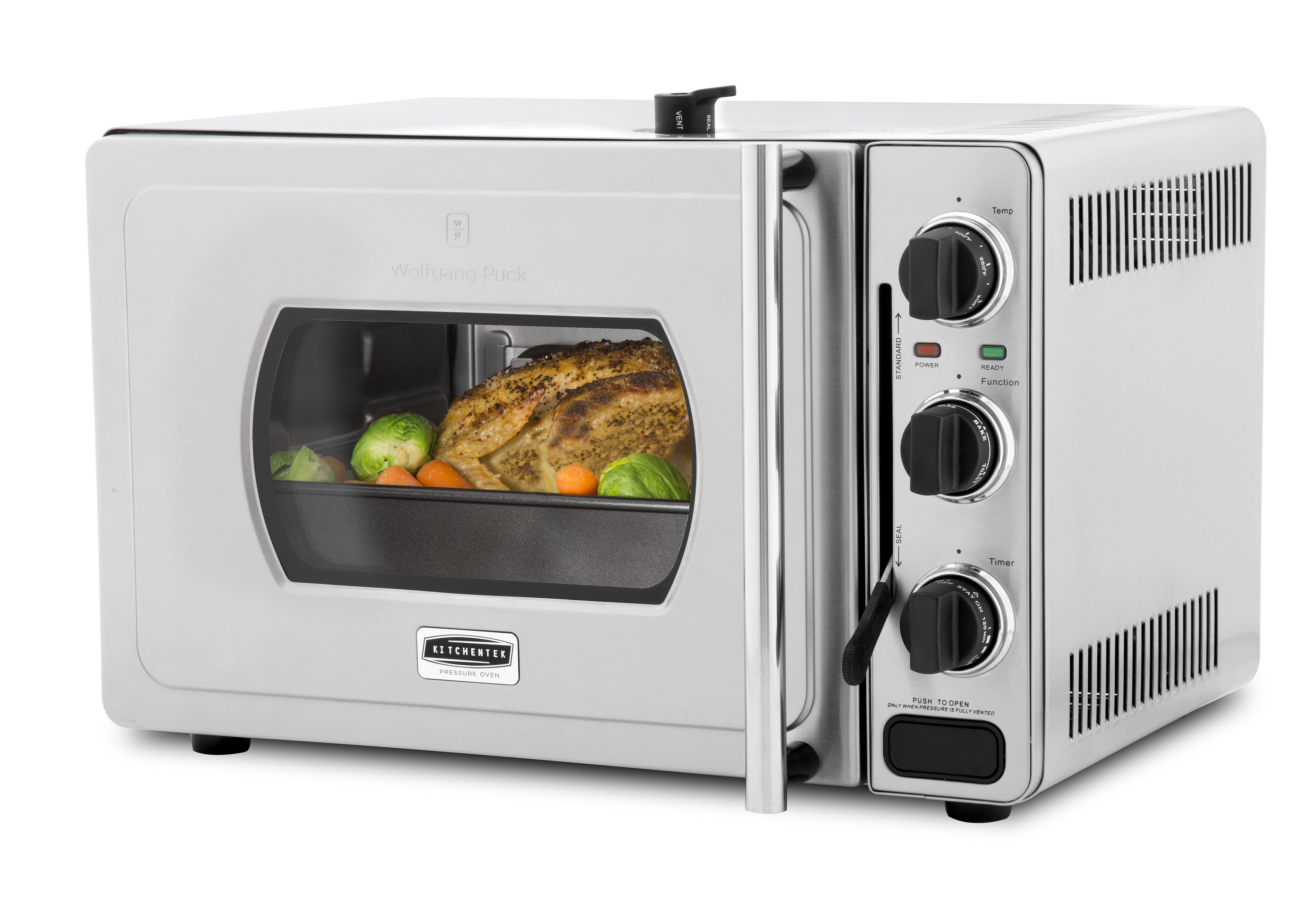 official wolfgang puck pressure oven only listing