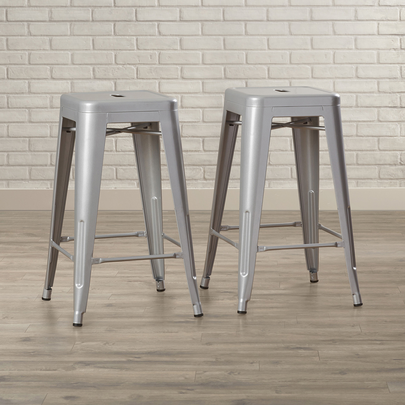 Set of 2 Metal Bar Stool Counter Height Home 24quot 26quot 30  : 014 hg 14084 from www.ebay.com size 1300 x 1300 jpeg 498kB