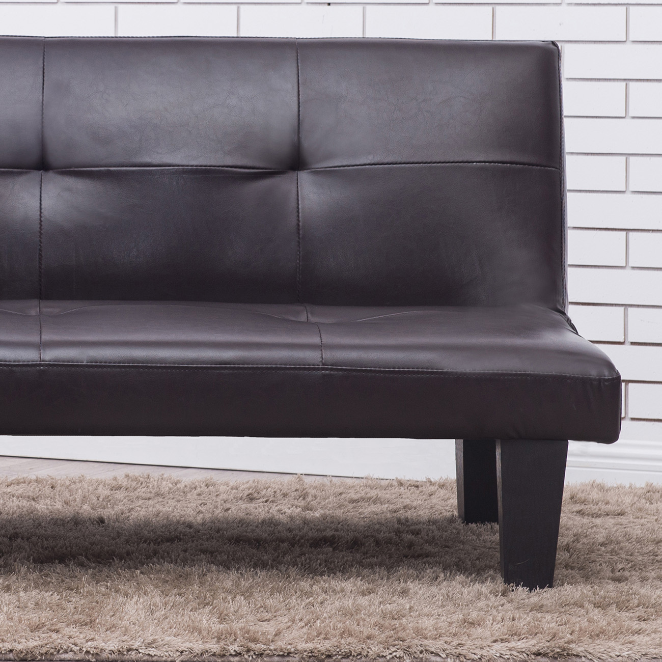 New Futon Sofa Bed Convertible Couch Living Room Loveseat Dorm Sleeper Lounge Ebay
