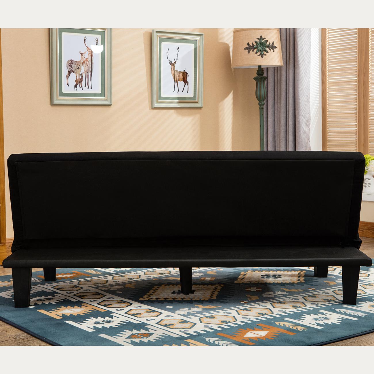 Modern Style Sofa modern style sofa bed futon couch sleeper lounge sleep dorm office