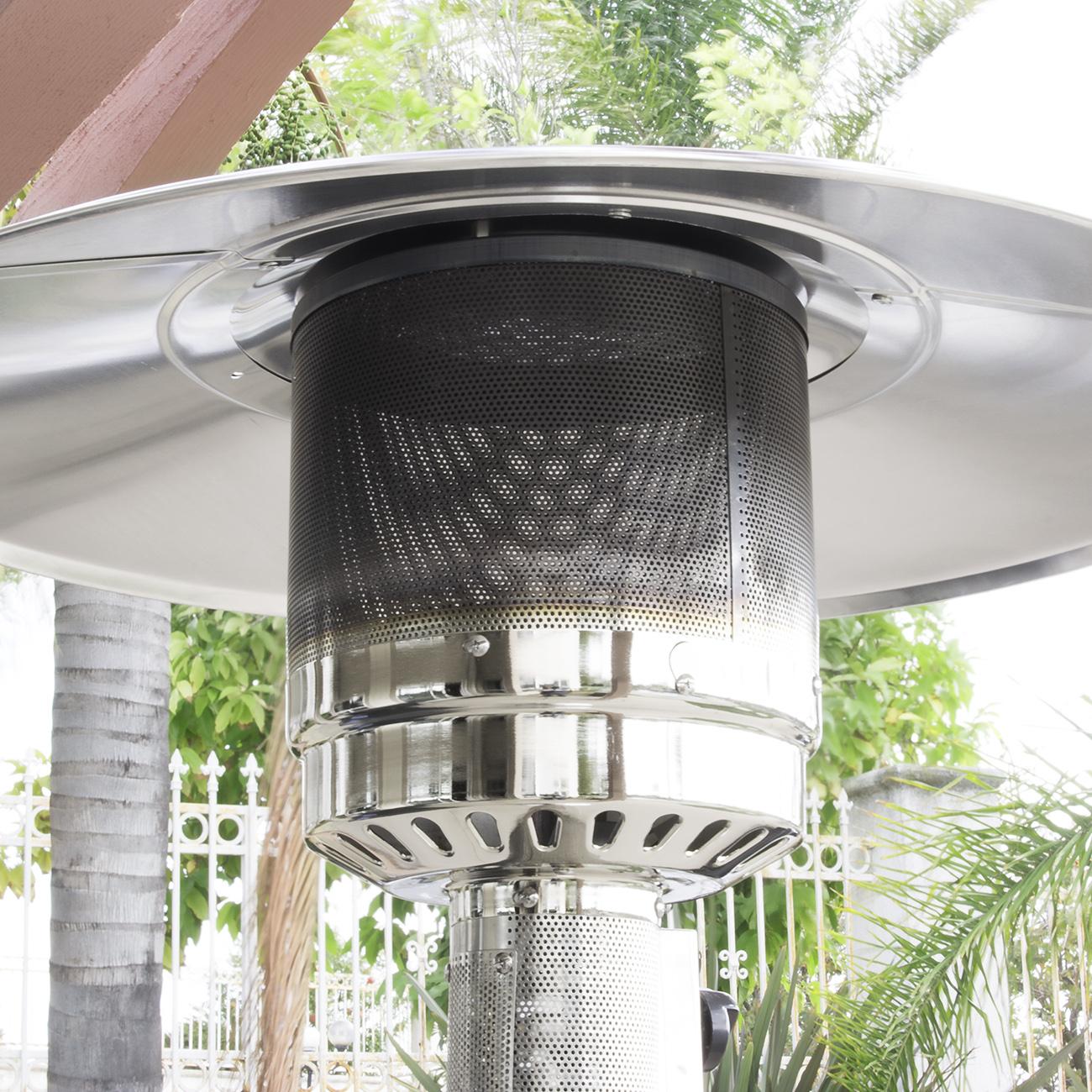 NEW 48 000 BTU Outdoor Patio Heater Propane