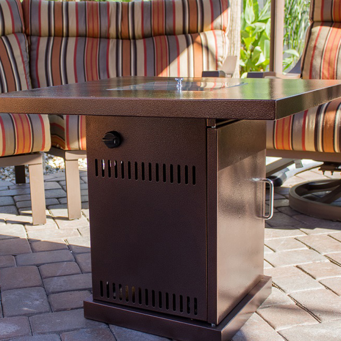 Outdoor Coffee Table Heater: Patio Heater Table Fire Pit Outdoor Backyard Propane