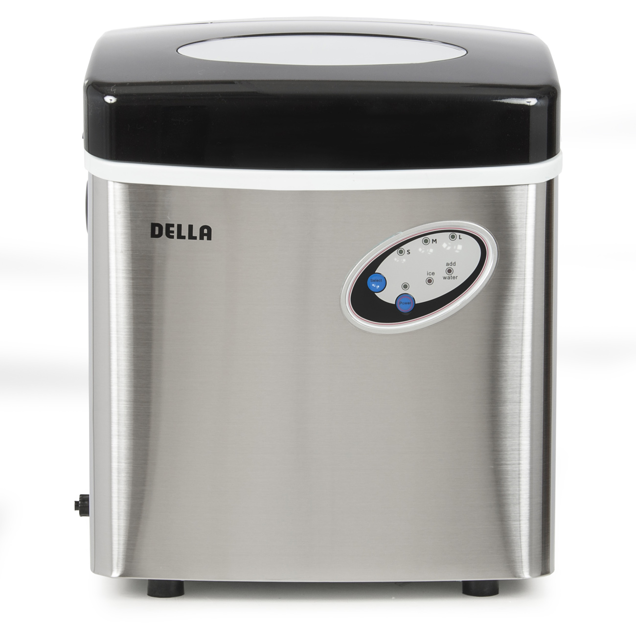Portable Ice Maker Countertop Freestanding Machine 48lb