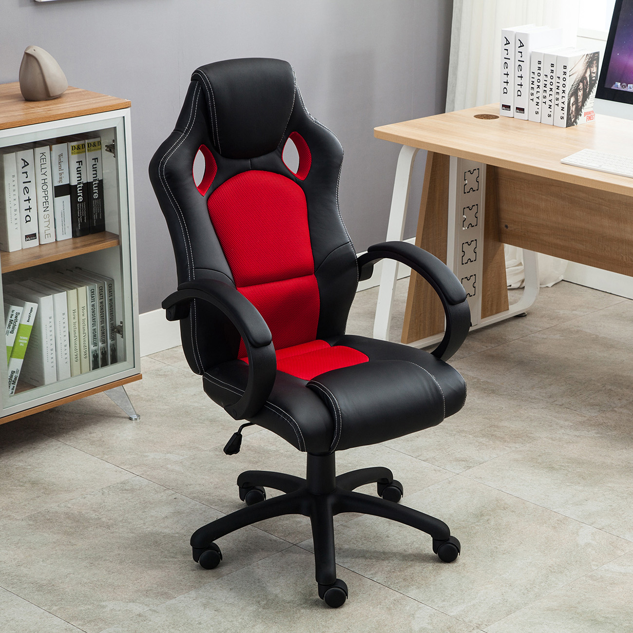 Bucket Office Chair
