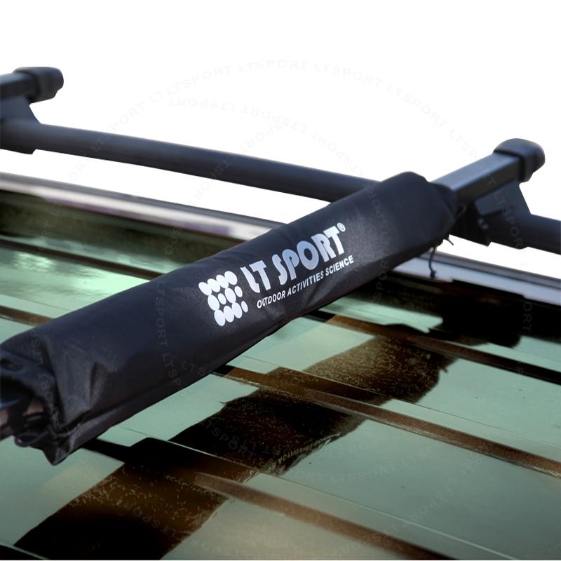 "LT Sport® Brand Fit ACURA MDX Roof Rack 53"" Top Cross Bars"