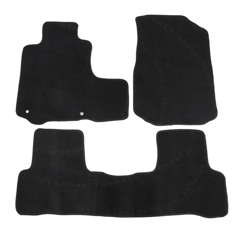 Custom Nylon Floor Mats - Fit 2007-2011 Honda CR-V