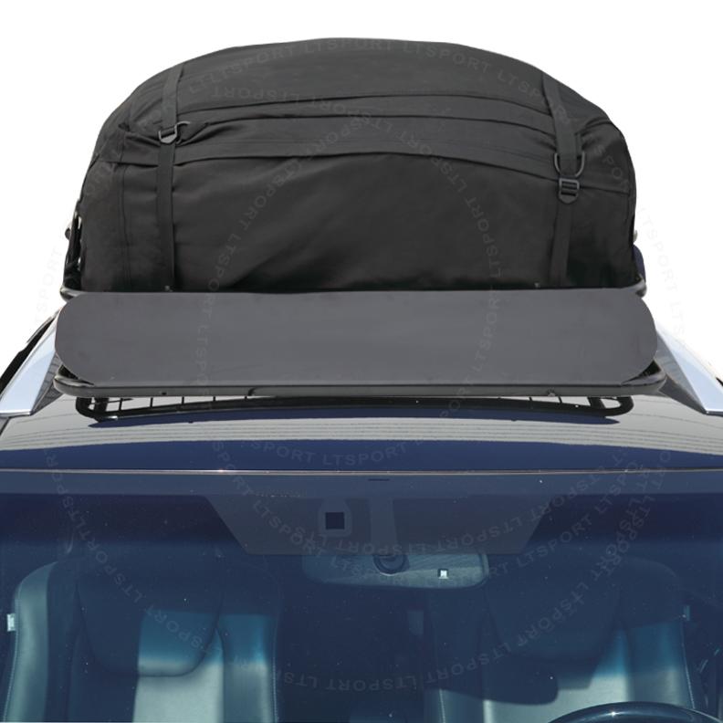 Fairing Car Top Box Cargo Basket + Luggage Bag - Fit 2001-2004 Volvo V40