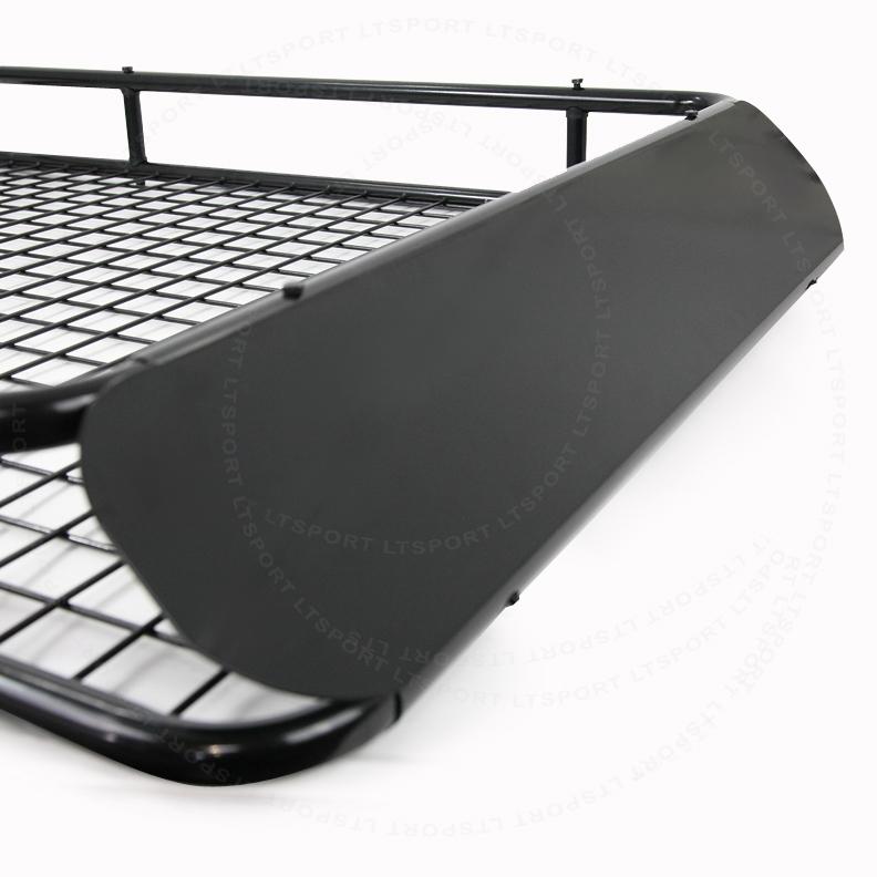 本田讴歌的车顶行李框/车载行李框/车顶储物框 挡风板/扰流板