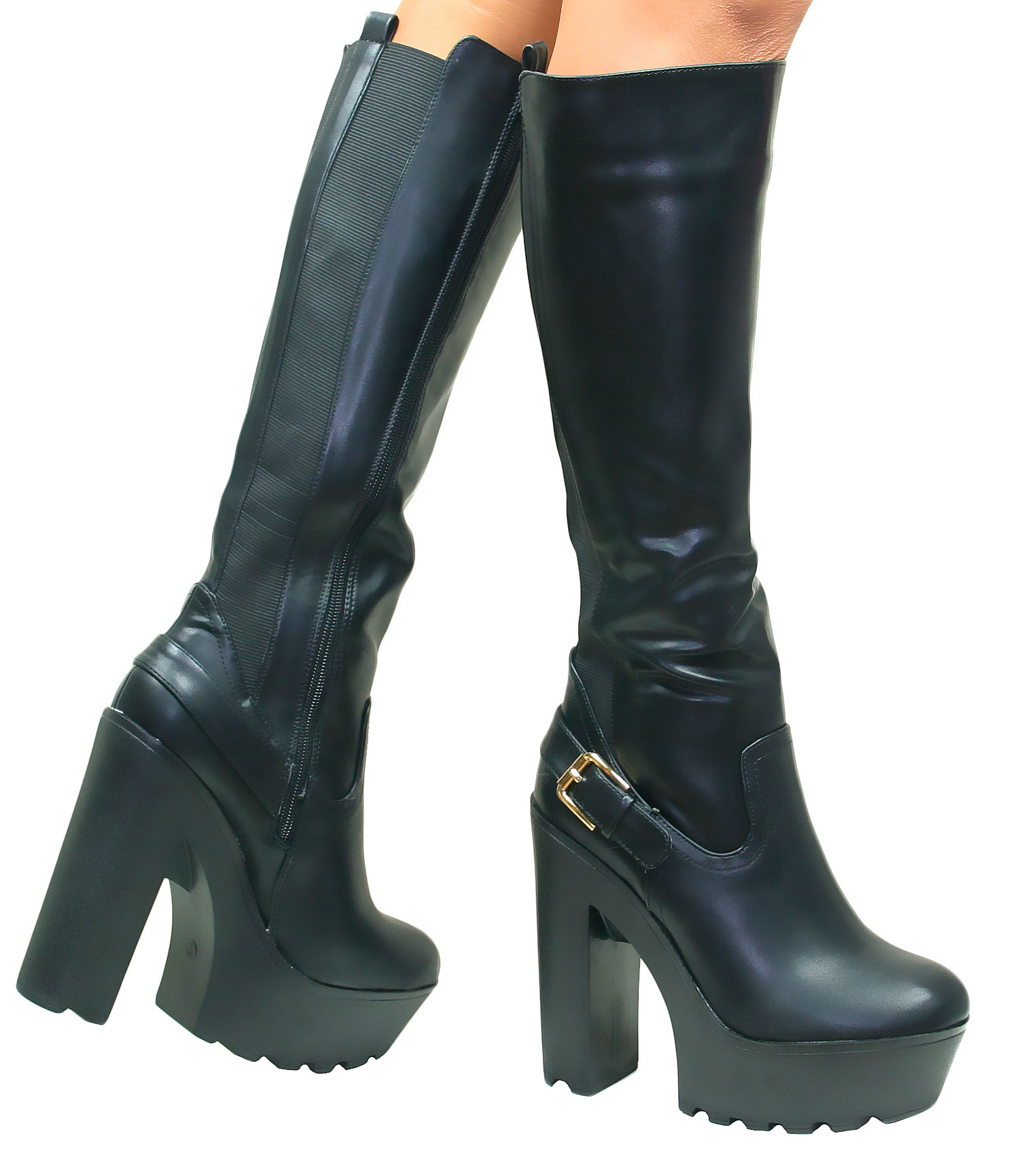 Fetish Boots - Exotic High Heels
