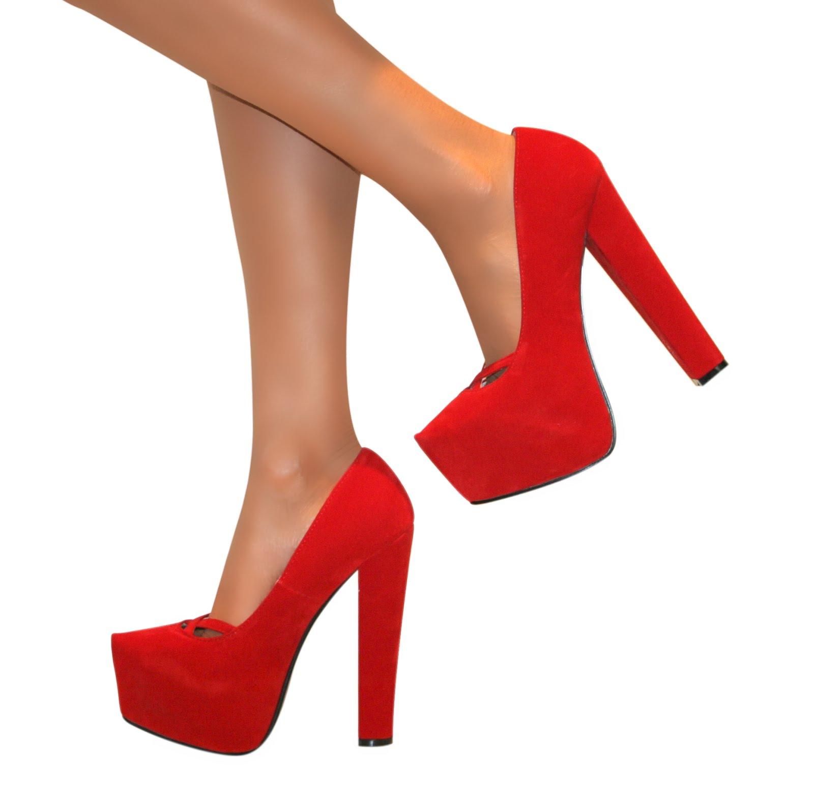 WOMENS-SUEDE-HIGH-BLOCK-HEELS-COURT-SHOE-CONCEALED-PLATFORM-STILETTO-PUMPS-SIZE