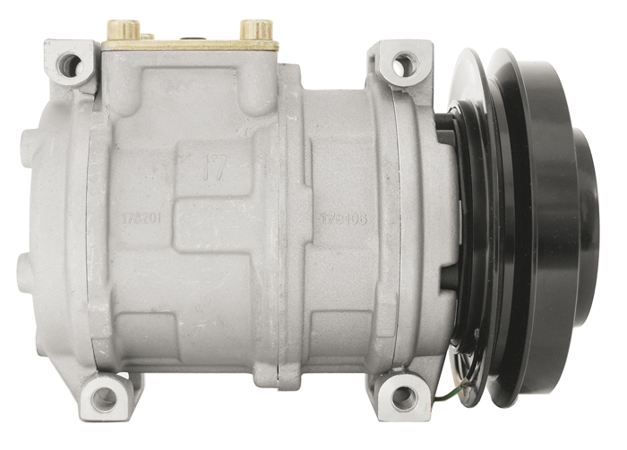 John Deere Tractor Air Conditioners : Air conditioning compressor for john deere