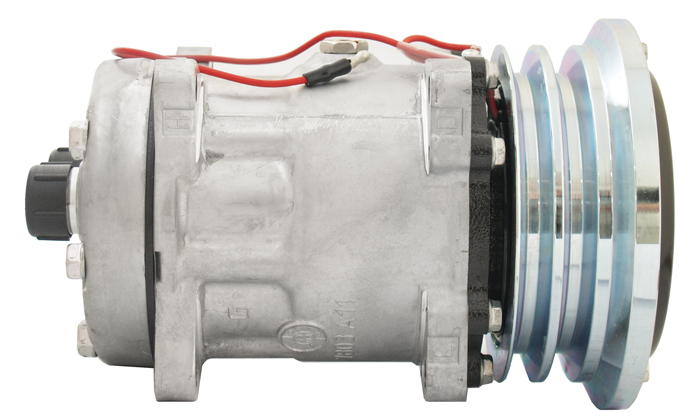 Tractor Air Conditioning : Air conditioning compressor suits new holland