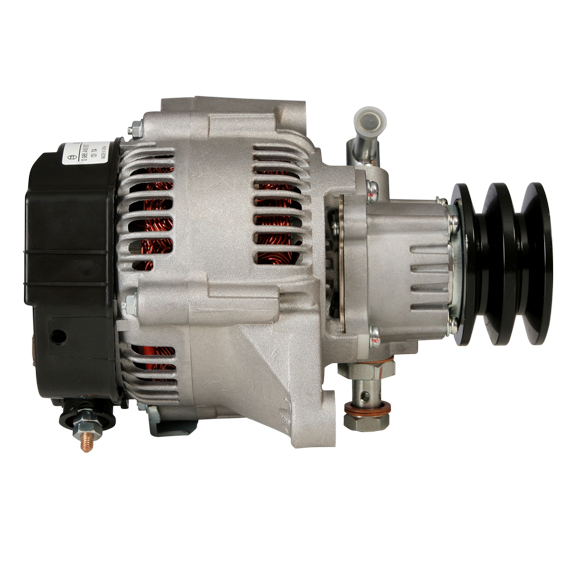 Genuine bosch alternator for toyota hilux l diesel