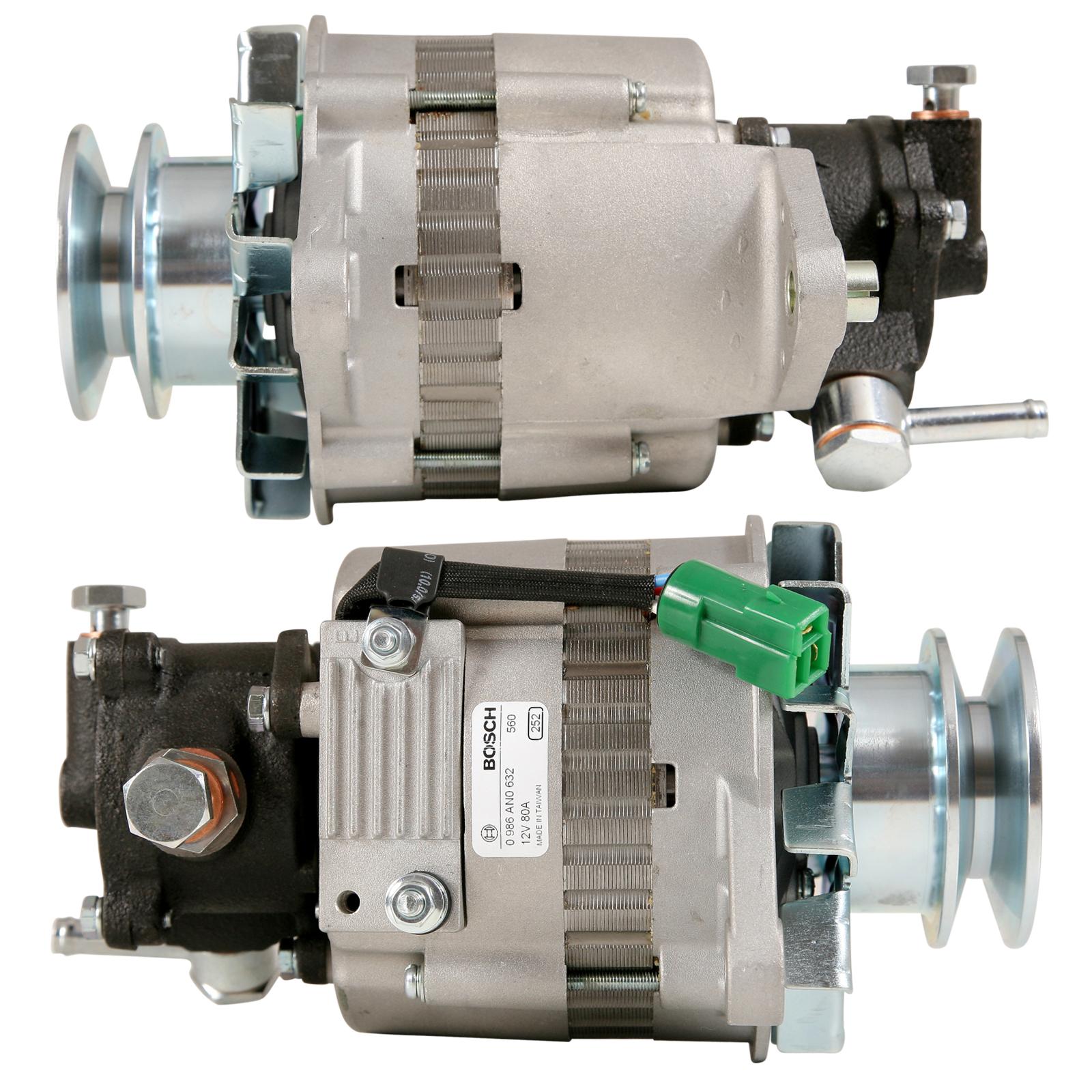 Bosch Alternator To Fit Toyota Landcruiser 4 0l Diesel 2h