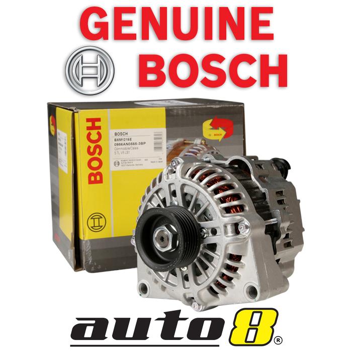 Genuine Bosch Alternator For Holden Ss Commodore 5 7l V8 Gen3 Vt Vx Vy Vz Ls1