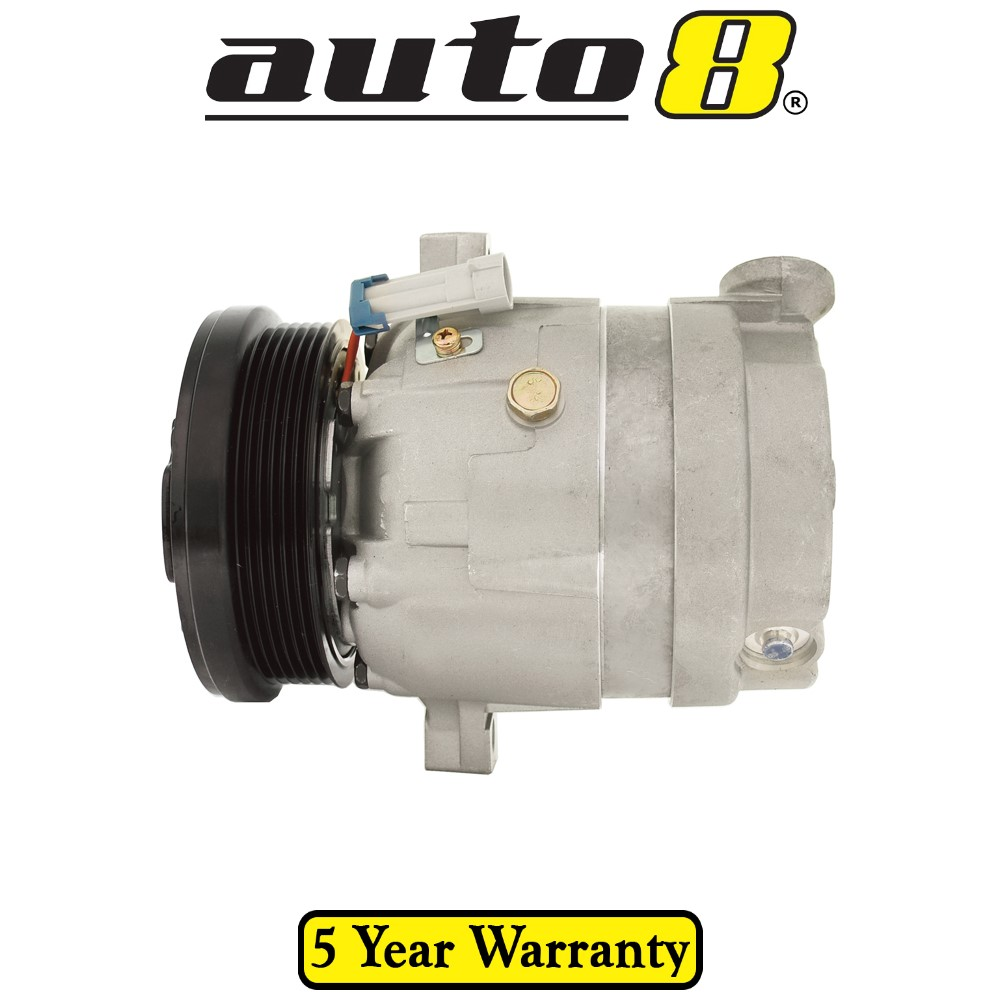 Air conditioning compressor suits holden viva jf 18l petrol f18d3 image is loading air conditioning compressor suits holden viva jf 1 vanachro Choice Image