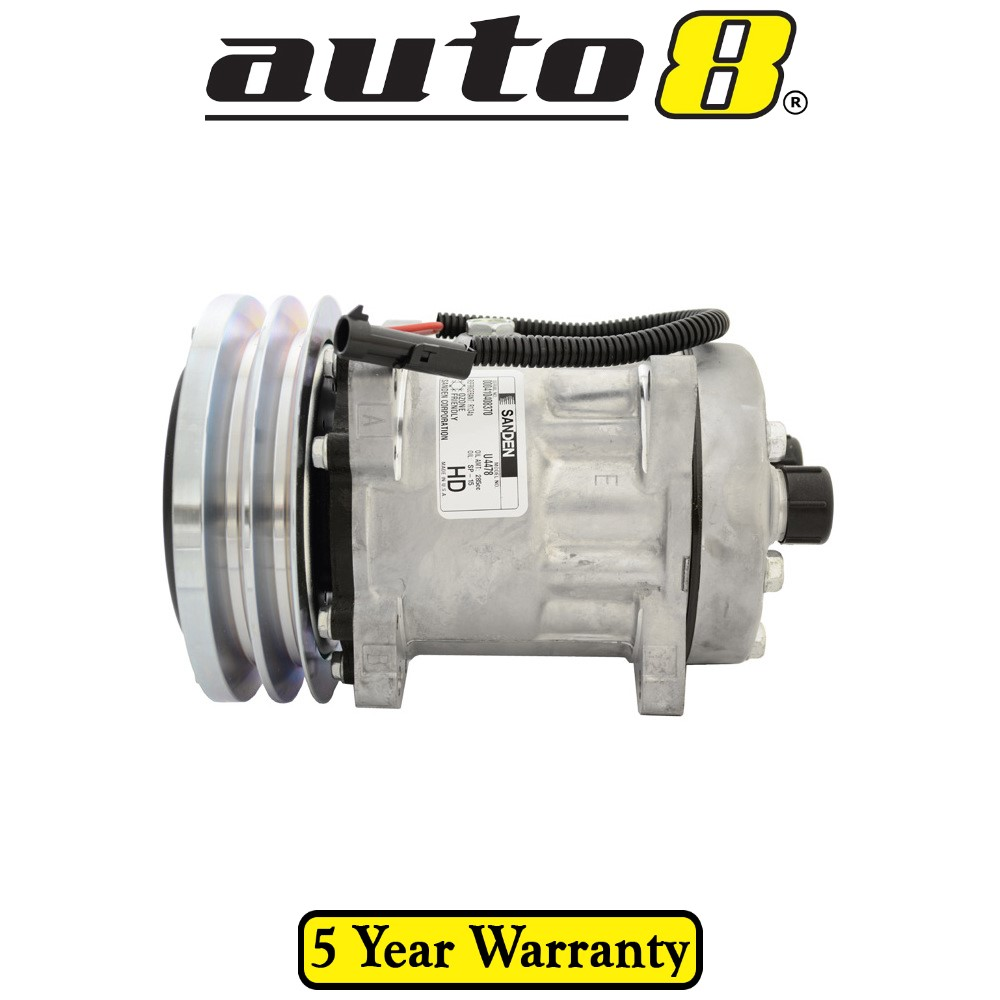 Tractor Air Conditioning : Air conditioning compressor for case ih maxxum tractor