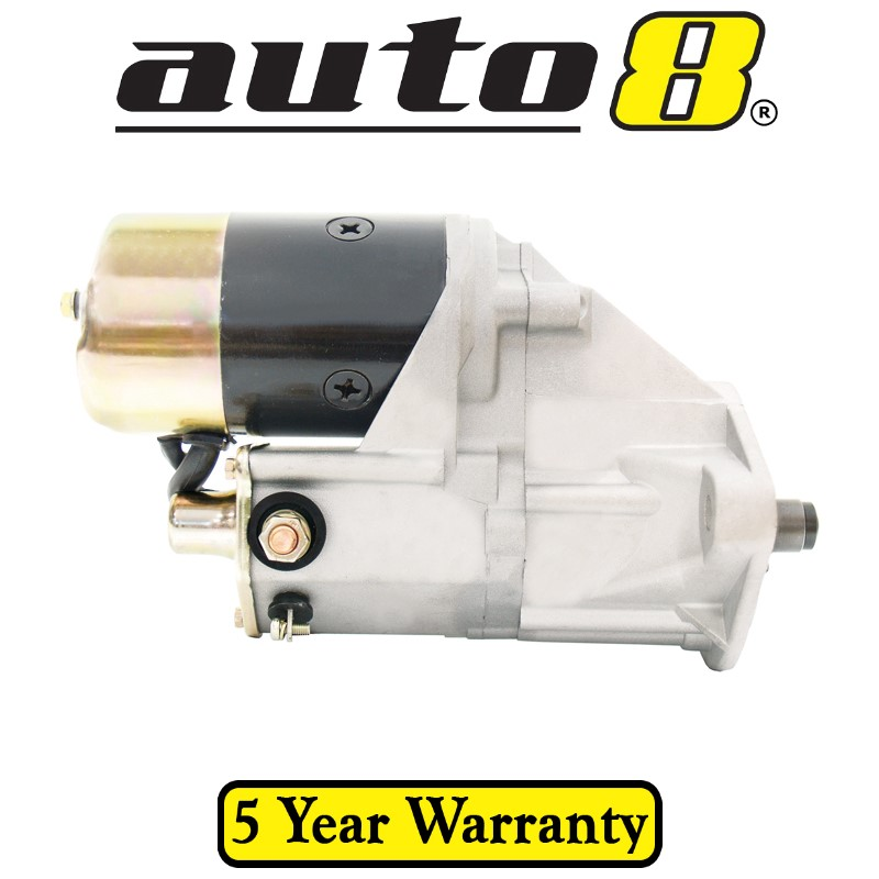 New Starter Motor to fit Toyota Landcruiser 4.2L Diesel 80 Series & 100 series