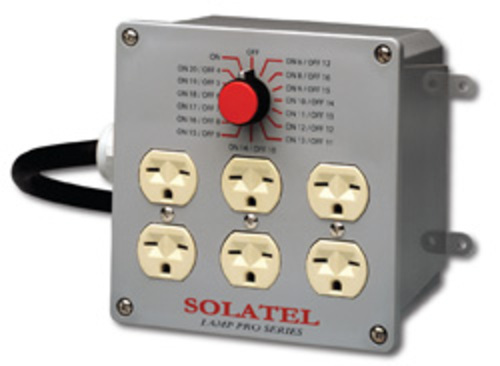 Solatel Pro Lamp Timer 240V at Sears.com
