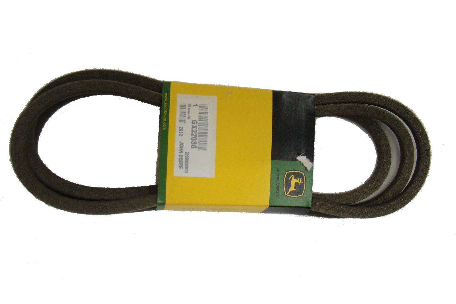 John Deere Belts : John deere gx transmission drive belt fits d l