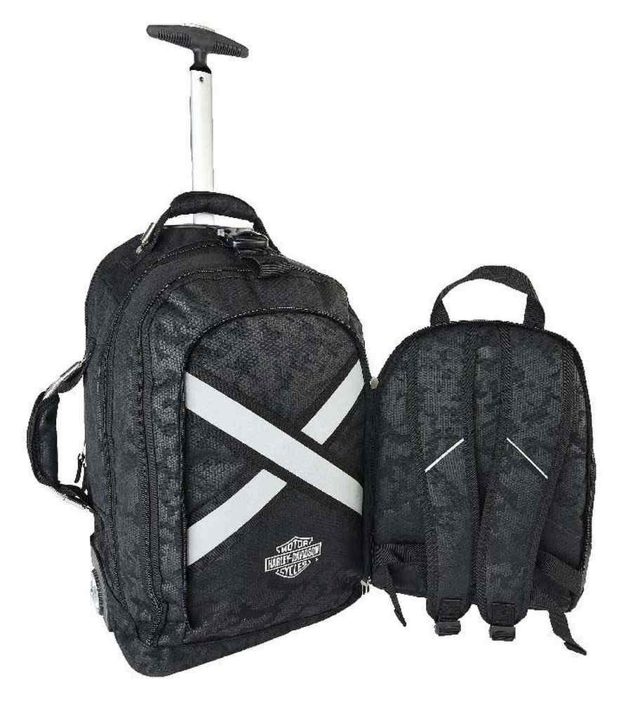 harley davidson x treme collection wheeling backpack. Black Bedroom Furniture Sets. Home Design Ideas
