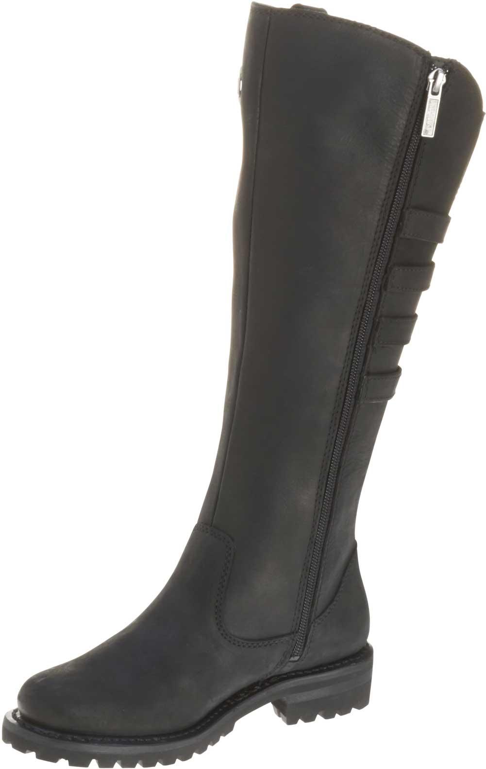 harley davidson s josi 15 inch black leather
