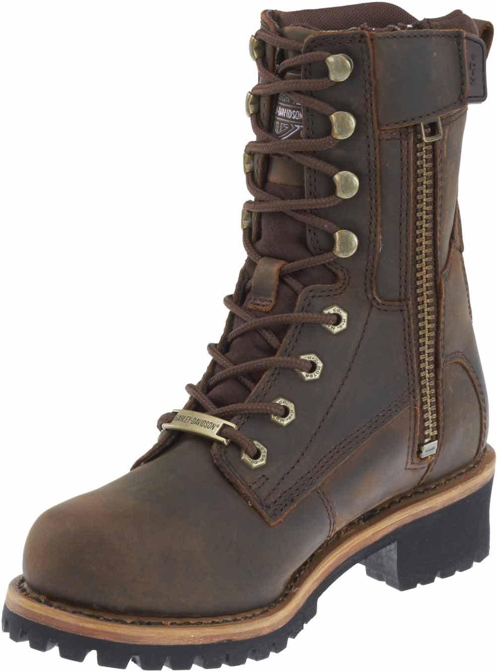 Innovative MSRP $31999 US $40999 CAN Spirit Lake Mens Brown LaceUp Boots In Homage To The Dedicated Men And Women In Spirit Lake, Iowa, Who Build Each And Every Indian Motorcycle With A Passion For Q