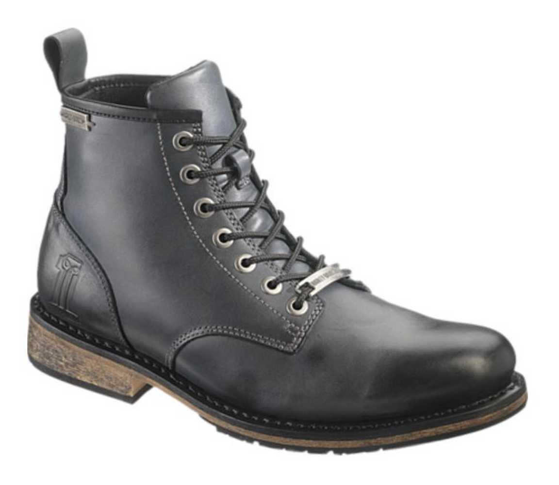 Harley-Davidson Men's Darrol Motorcycle Boots. Black or Brown ...