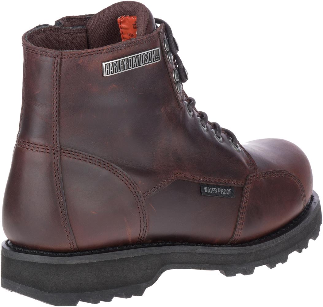 Harley-Davidson Men/'s Dorington 5.5-Inch Waterproof Motorcycle Boots D93637