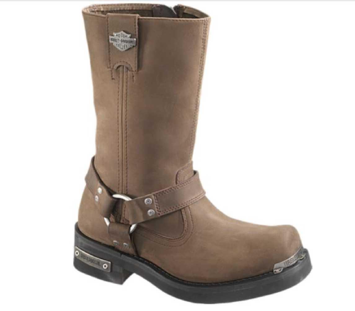 harley davidson s landon 10 inch motorcycle boots