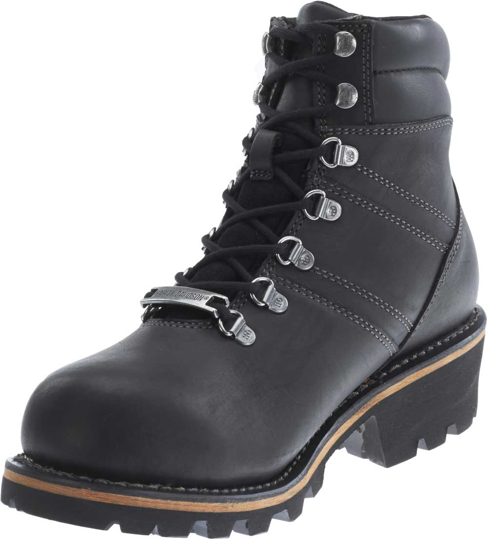 Harley-Davidson Men's Ladson Waterproof Motorcycle Boots Black or ...