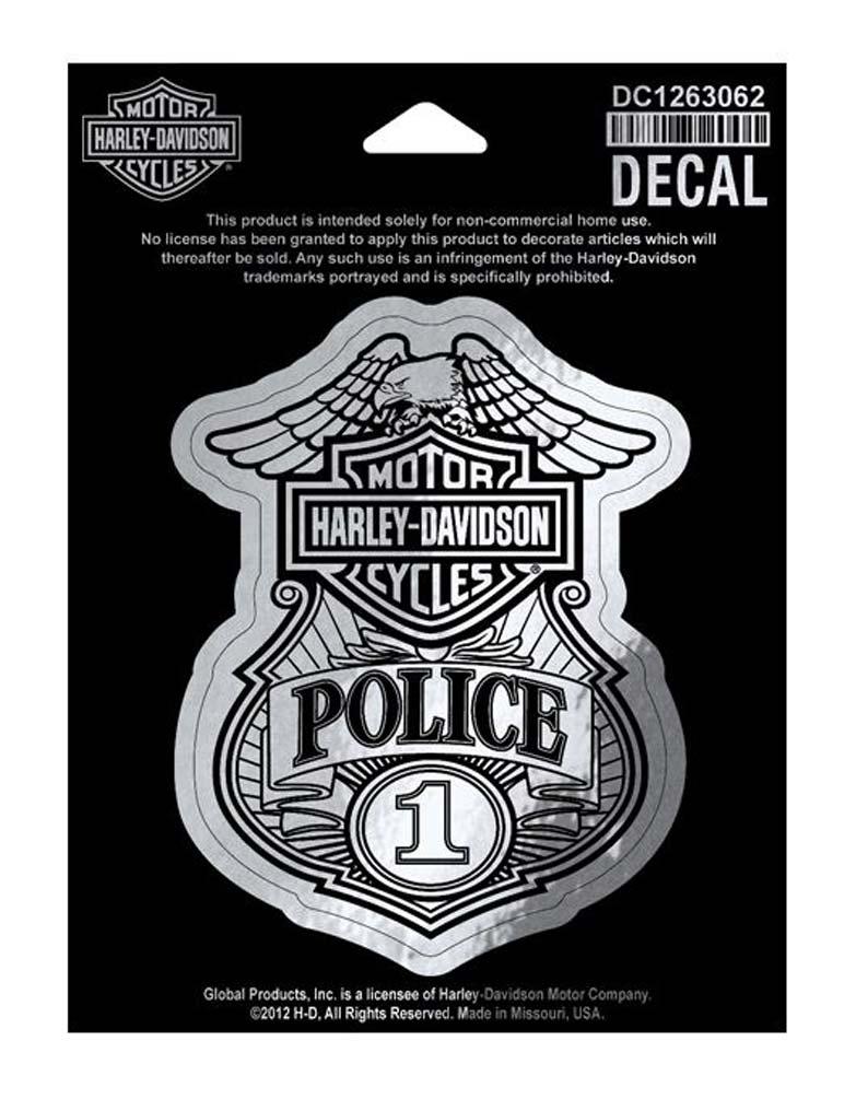 Harley Davidson Dealer Stickers