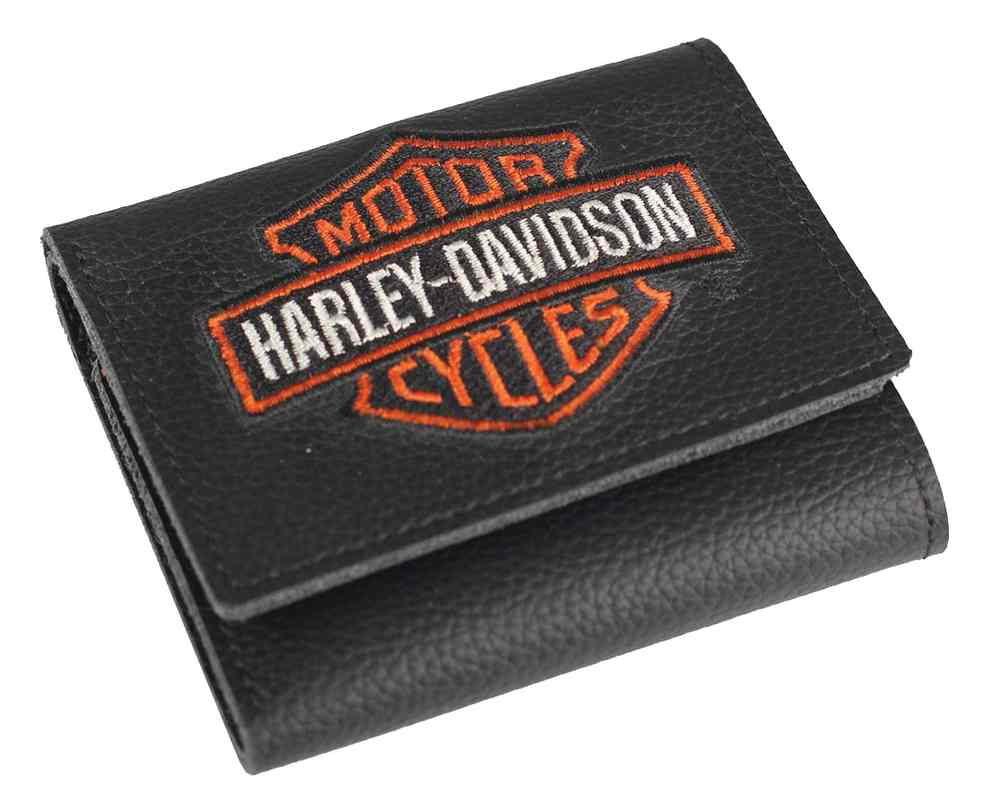 Harley-Davidson Men\'s Wallets, Money Clips, and Keychains ...