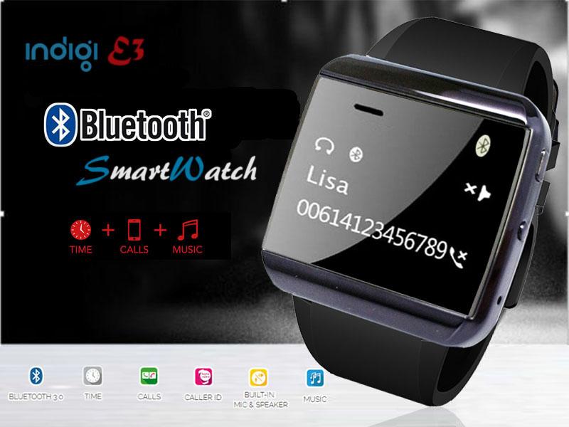 Indigi E3 Smart Watch