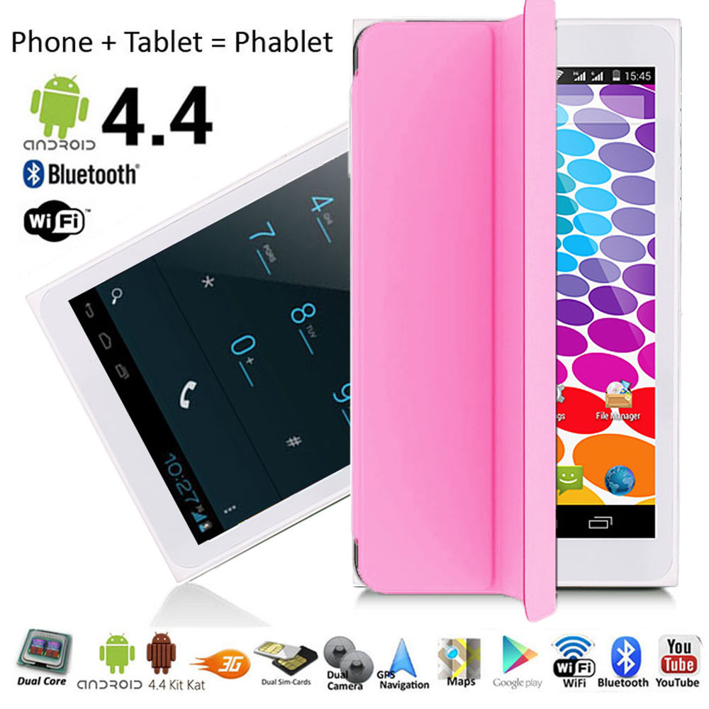 Unlocked-7-0-034-Android-4-0-Phablet-GSM-Dual-Sim-Tablet-Phone-w-FREE-Smart-Cover miniatuur 16