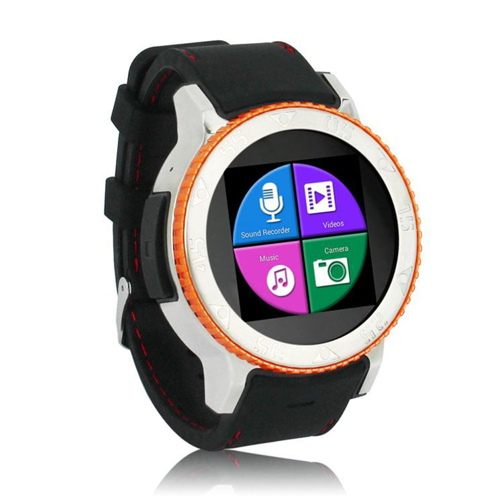 Indigi S6 Waterproof Smartwatch