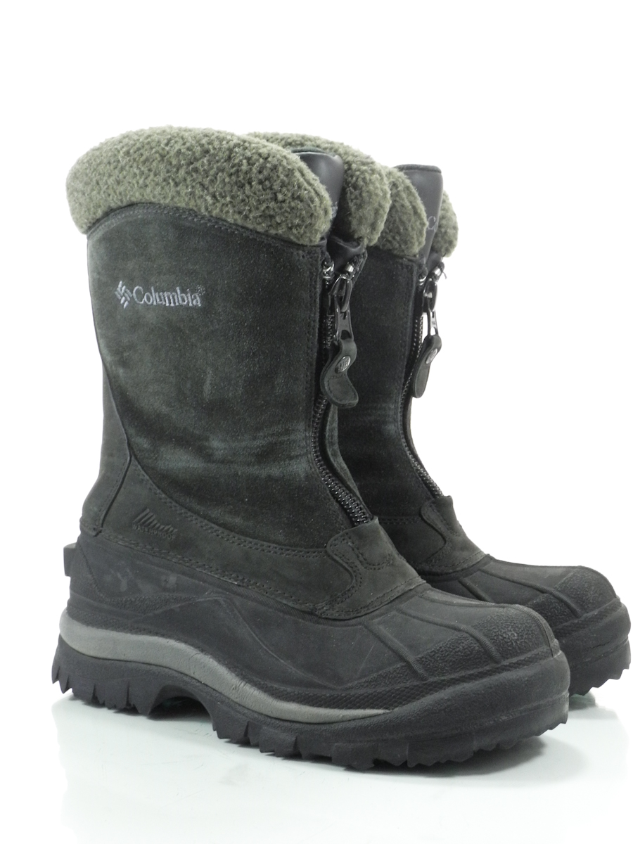 Model And Dont Worry When You Are Journeying Through Deep, Wet Snow  The Boots Are Made From Waterproof Material And With Waterproof Construction, Yet Still Remain Breathable The Columbia Bugaboot Original OmniHeat Is Available In Both