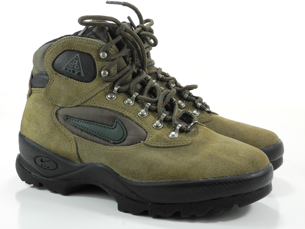 Original Womens Nike Acg Air Kyber Leather Boot Walking Hiking Boots 6 Preview