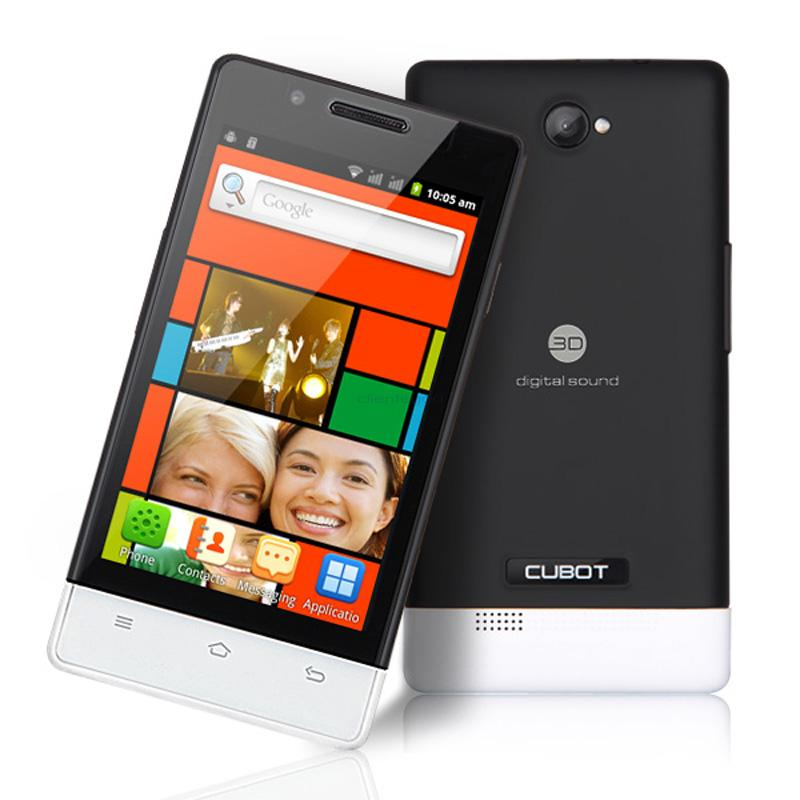 DB Power Black White Smartphone Cubot C9+ Android 4.2 2G Mobile Phone GSM Dual Sim at Sears.com