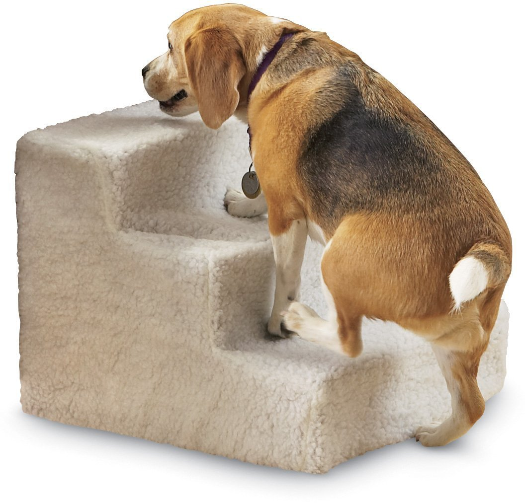 Pet Stairs 3 Step Dog Staircase Pet Stair Case Helps Small ...