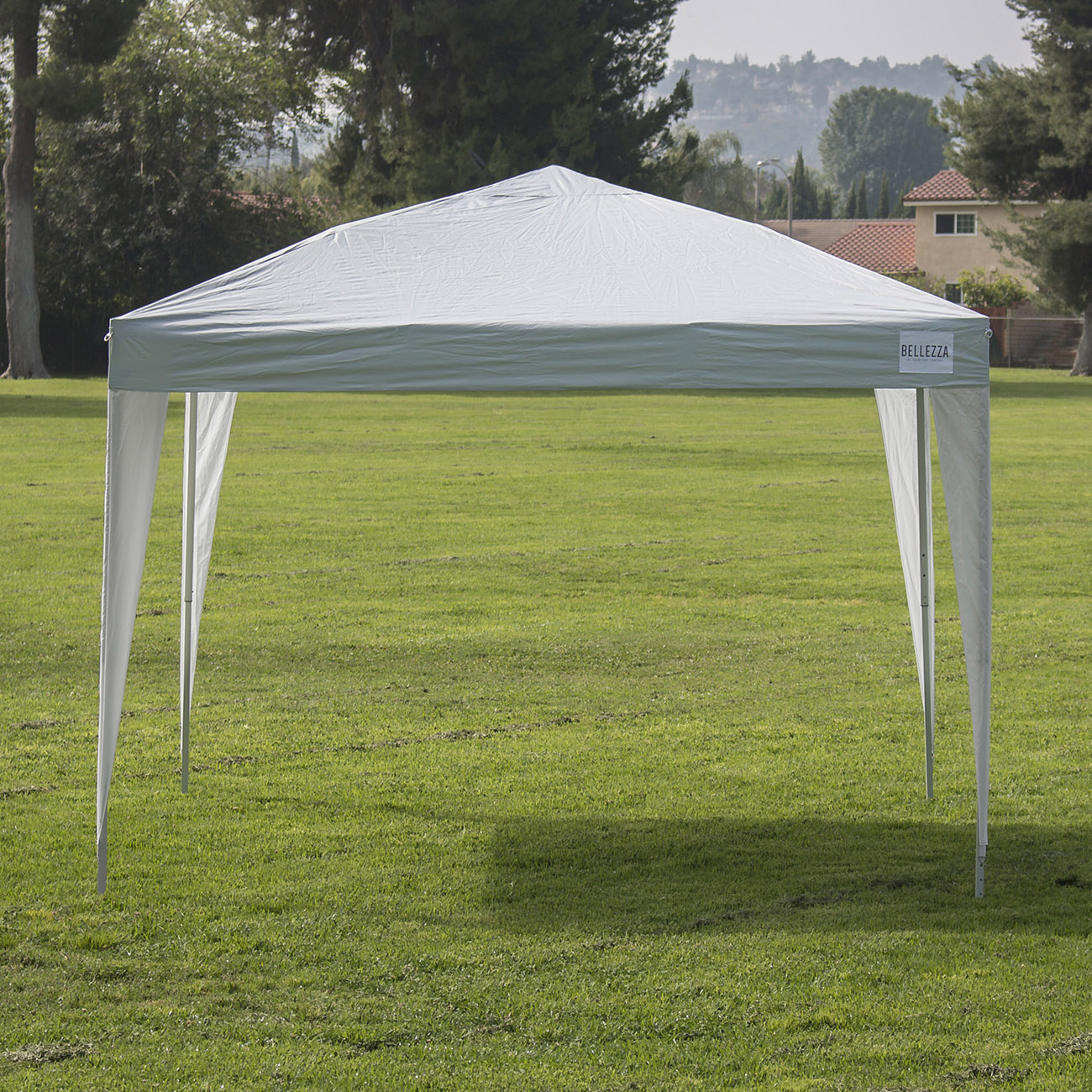Easy Portable Shelters : X easy pop up tent instant shelter outdoor bbq