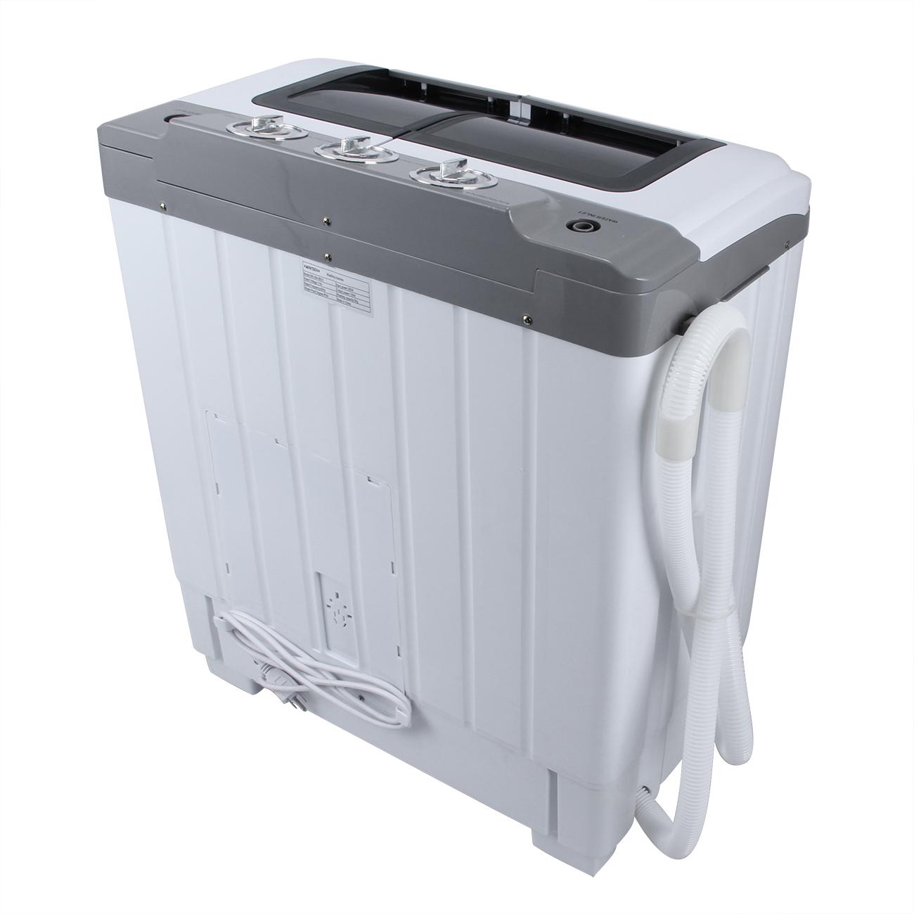 compact laundry machine