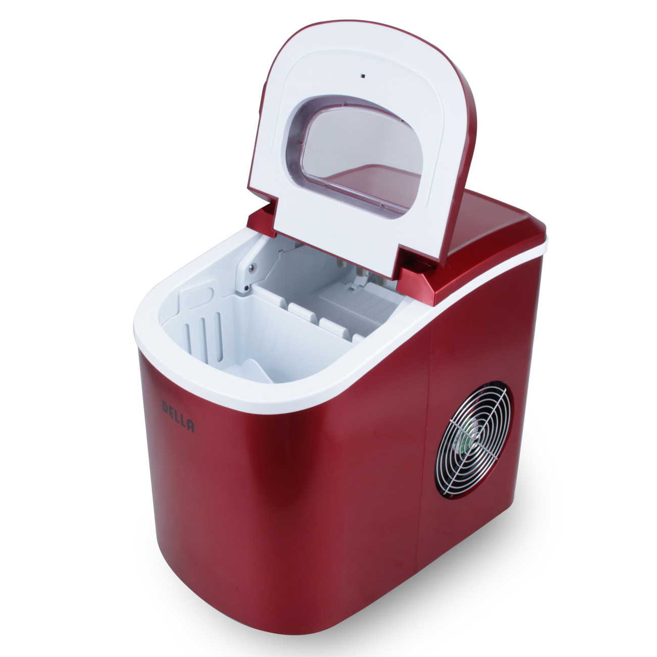 Countertop Ice Making Machine : ... Countertop Ice Makers > See more Della? Portable Electric Ice Maker