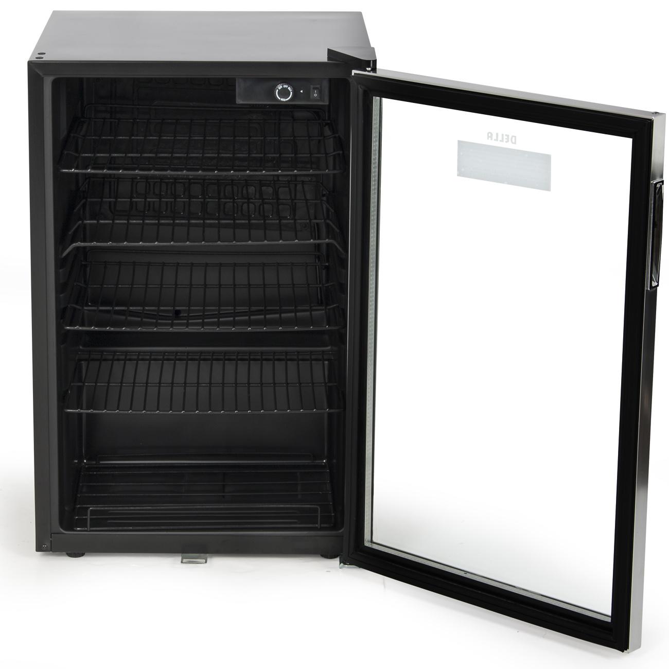 beverage mini refrigerator fridge stand wine soda beer water drinks bar cooler. Black Bedroom Furniture Sets. Home Design Ideas
