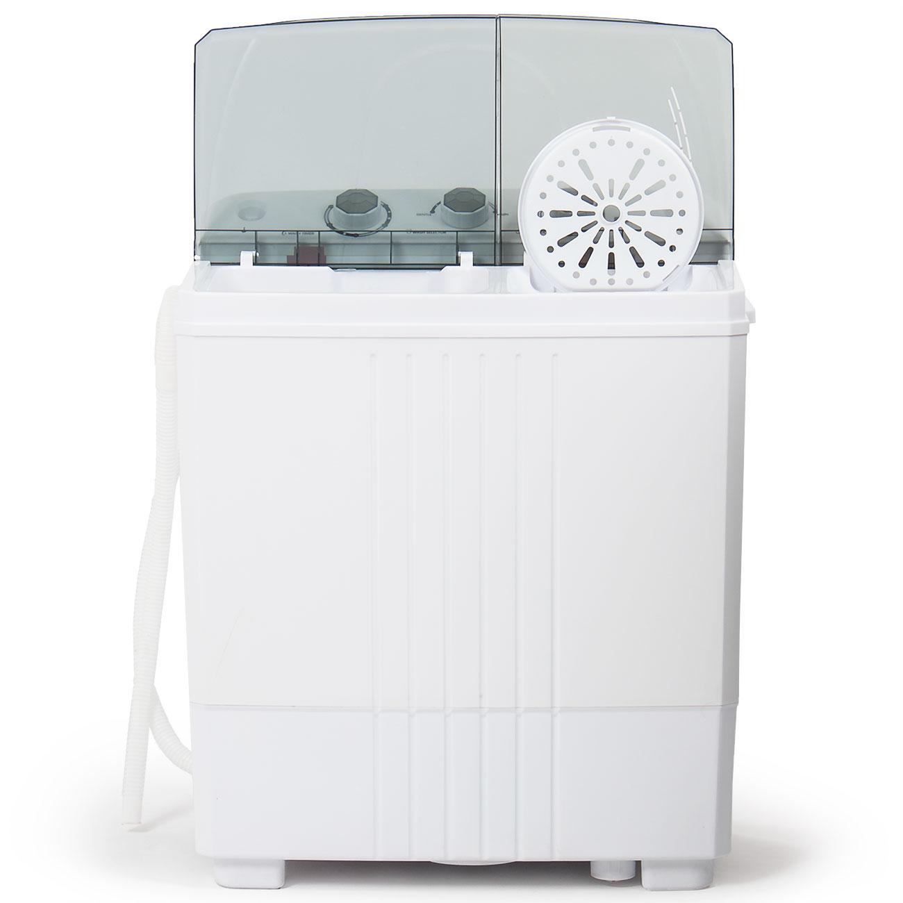 Electric Washing Machine ~ Portable electric washing machine kg dual wash spin
