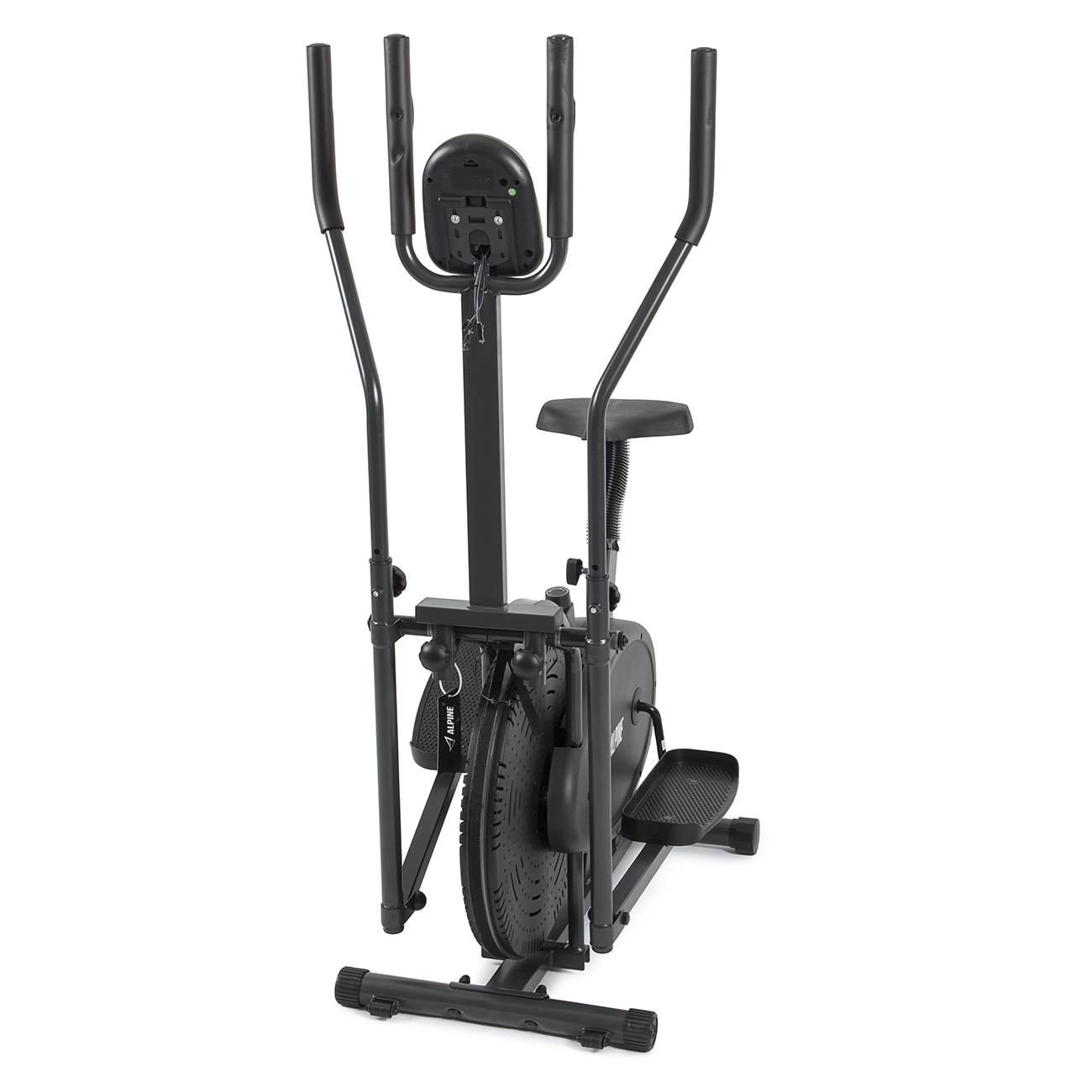 Elliptical Bike Ebay: NEW 2 IN 1 Cross Trainer Elliptical Bike Exercise Fitness