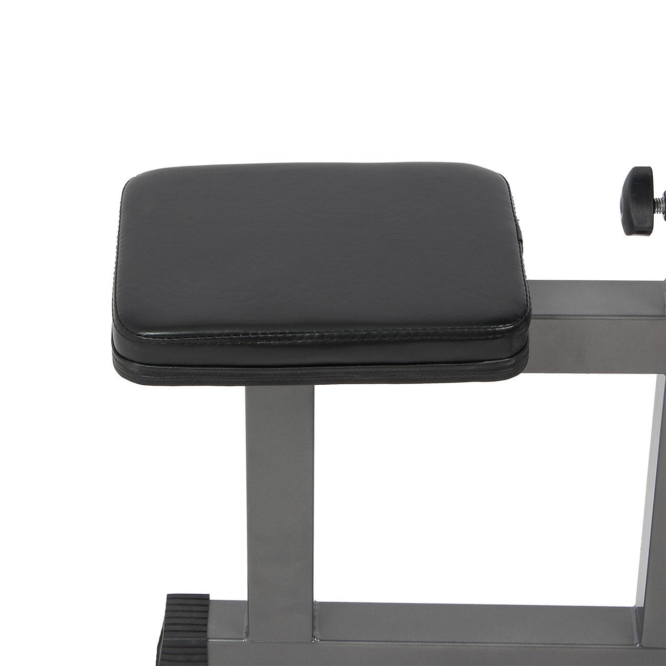 preacher bench machine