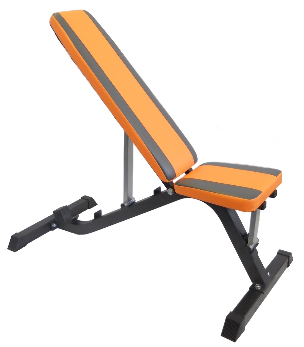 Vesta Fitness Adjustable Incline Weight Bench Ebay