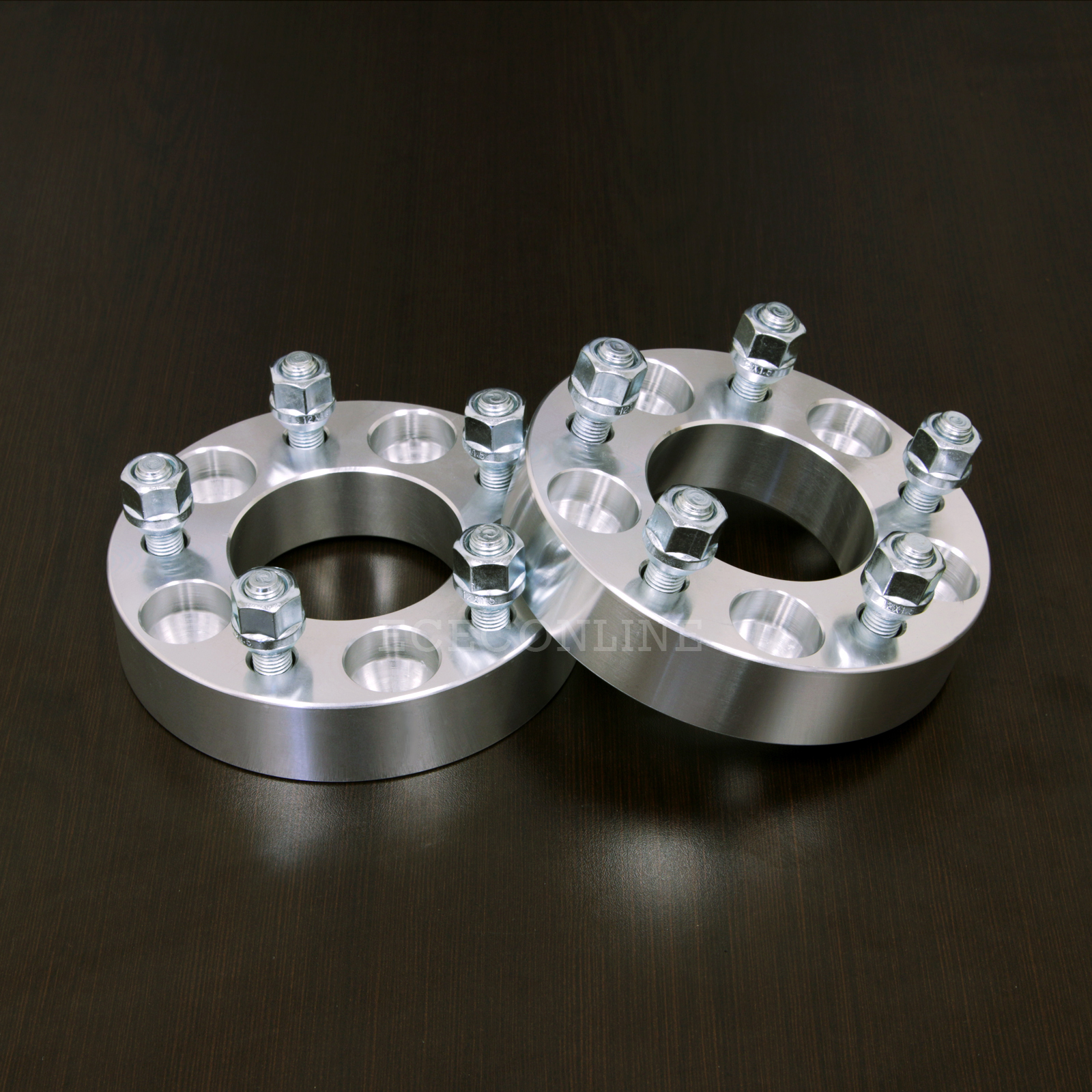 4pc Set 32mm Thick 5x108 to 5x114 3 Wheel Adapters